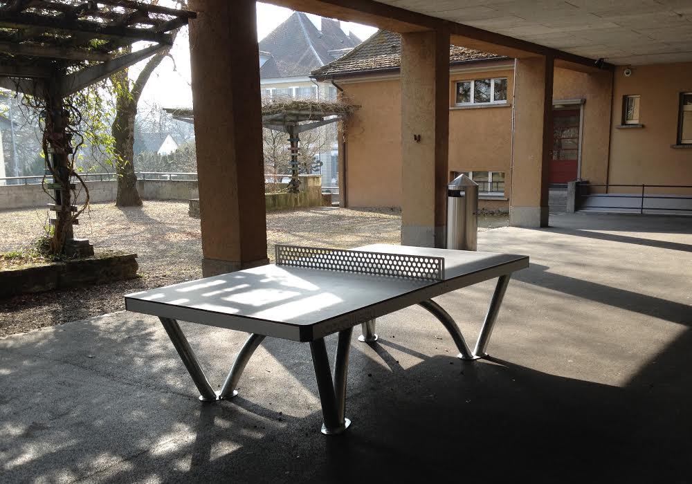 Cornilleau Tischtennistisch Park in Lenzburg