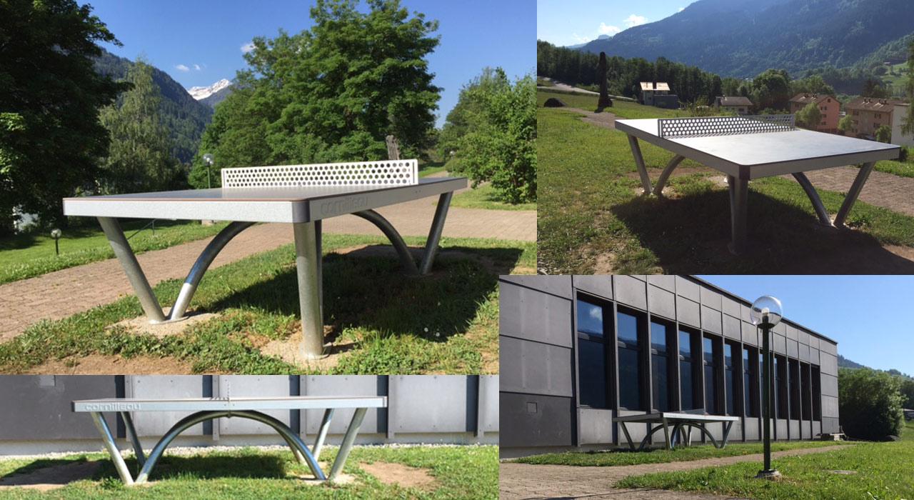 Park Tischtennistisch in Trun